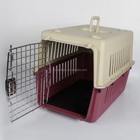 Portable PP material dog kennels