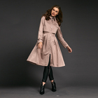 Full Sleeve Design Trench Coat Trench Coat Made Professional Design Custom Made Trench Coat Lady Girl Trench Coat