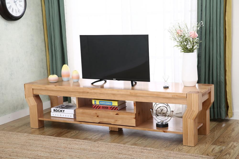 Modern Living Room Lcd Showcase Furniture Designs Wooden Tv Stand With Boxes Part 81