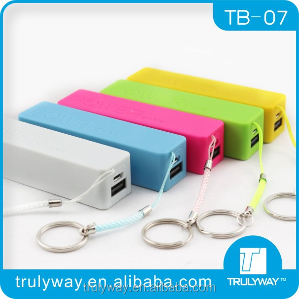 Best Quality Portable Power Bank Perfume Power Bank 2000mAh