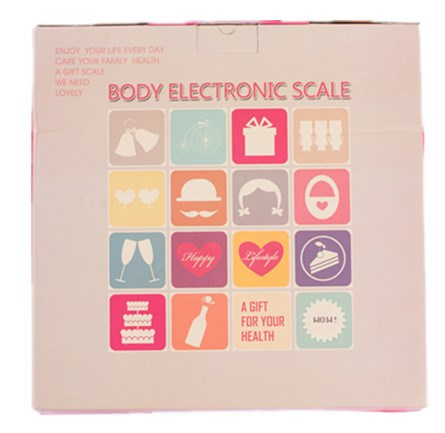 2020 New design digital electronic bathroom weighing scale