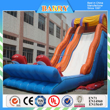 Children games big kahuna inflatable water slide