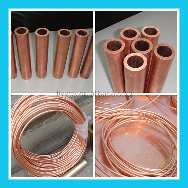 Latest price for copper brass tube pipe by metric ton for Copper vs plastic pipes
