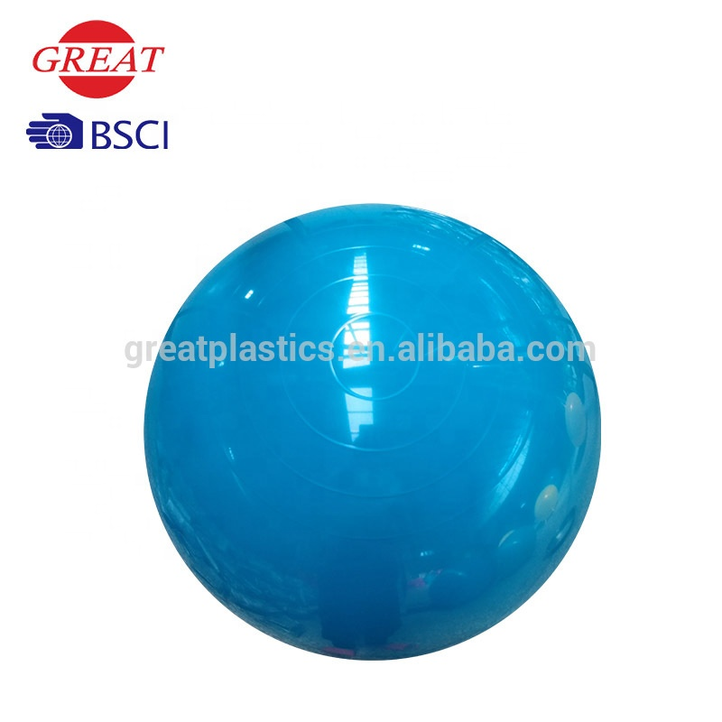 Eco friendly fitness ball