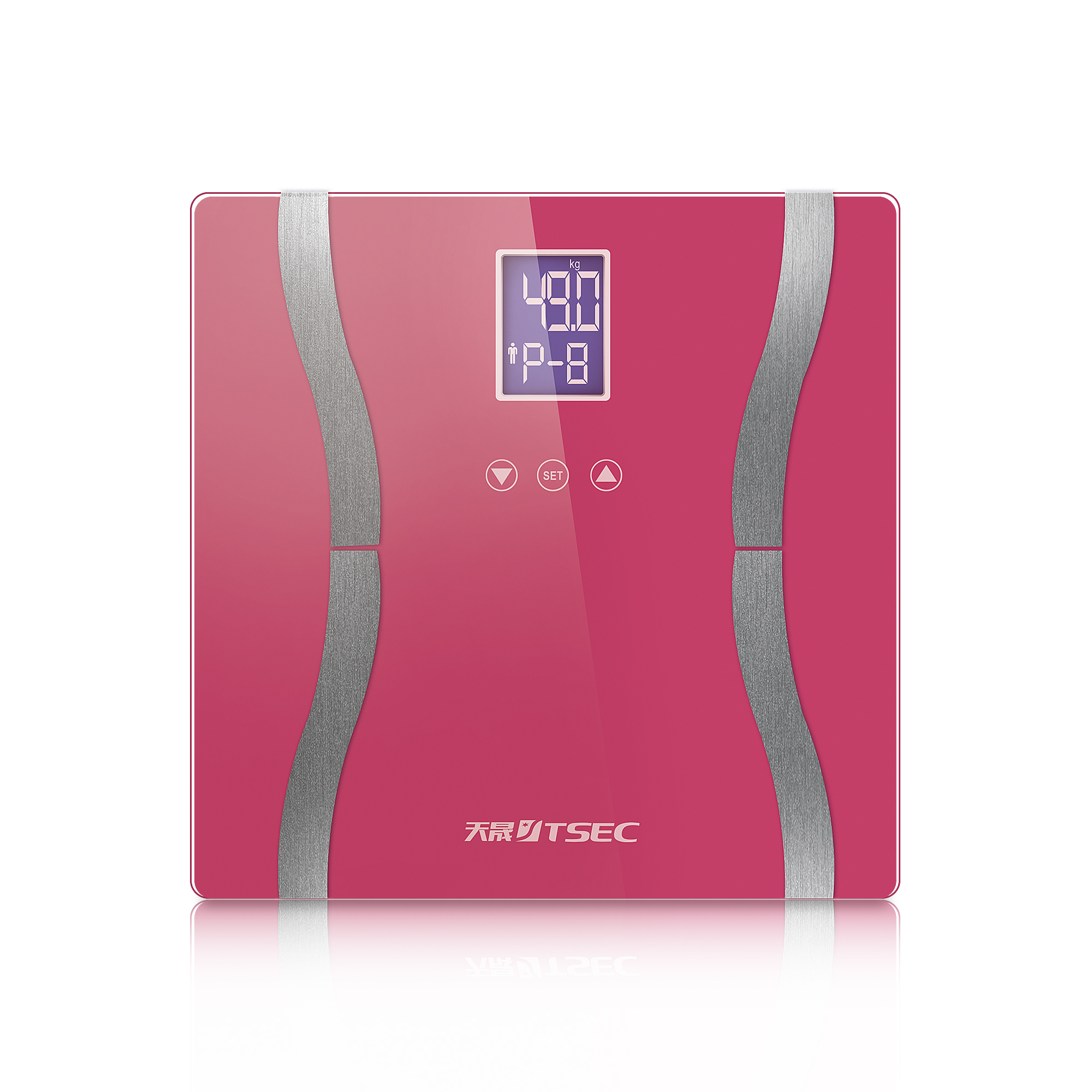 2019 household scale body fat and water content testing  high quality API weight scale bluetooth body fat scale