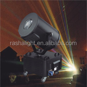 Rasha High Power 7000W Moving Head SkySerach Light Military DMX Stage Light Outdoor Sky Rose Light