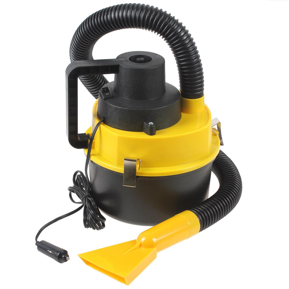 Portable wet dry car vacuum cleaner sale handheld mini auto car dust aspiradora with brush