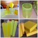 polyurethane rubber pu sheets and rods