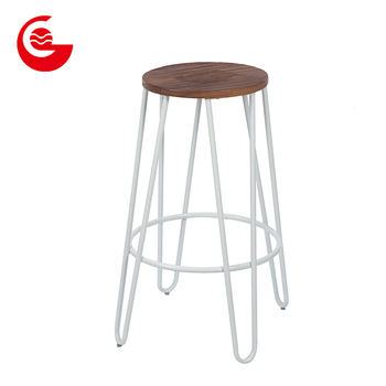 Counter Height Bar Stools With Mdf Seat