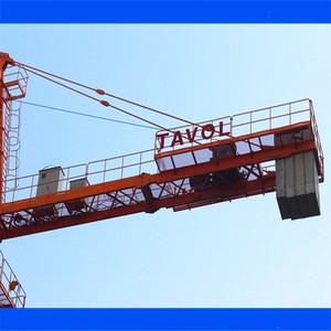 QTZ50 5008 50m Jib Length Tavol Tower Crane