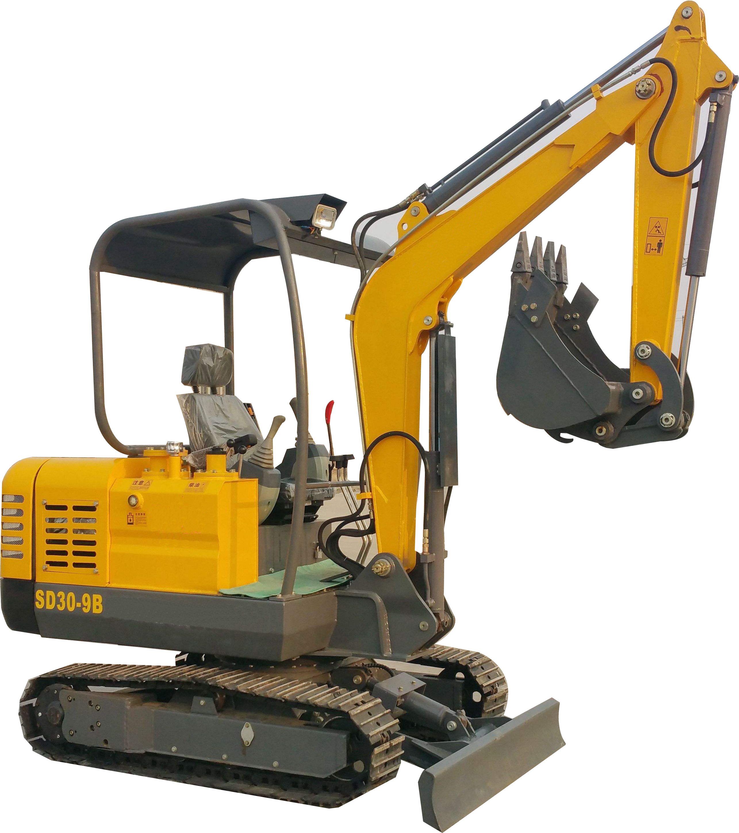 Excavator rock crusher ใช้ mini excavator backhoe loader excavator