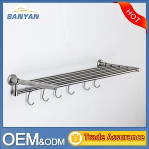 sanitary ware decorative ladder toilet metal towel rack