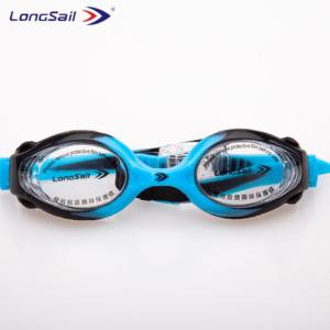 Funny Cute Prescription Sports Glasses Anti-Fog UV Swimming Goggles For Kids