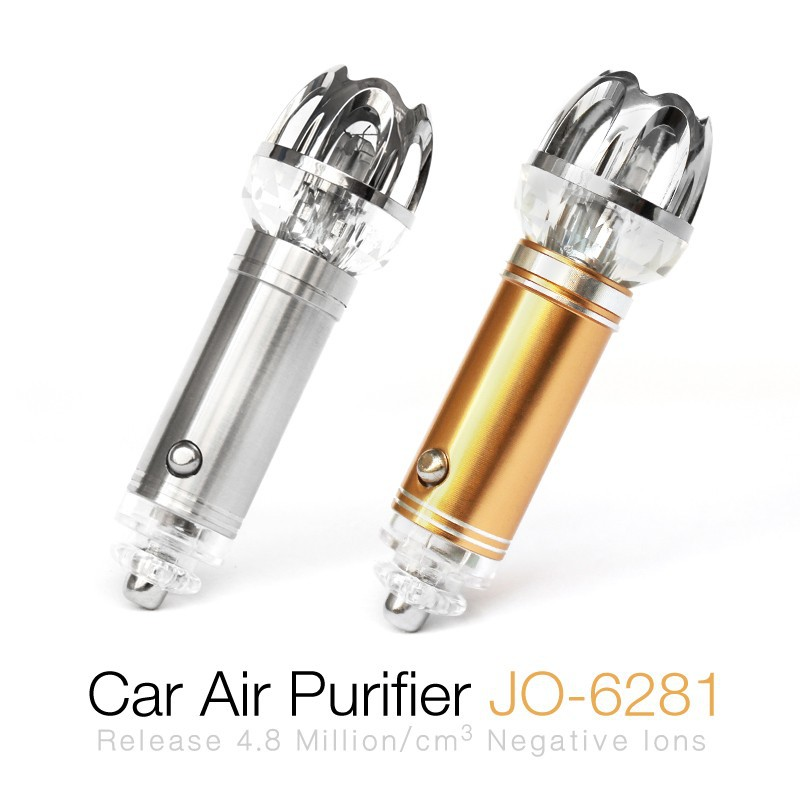 2017 New Years Products Alibaba Best Selling Hot items (Car Air Purifier JO-6281)