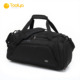 2018 Fashion business men Oxford duffle bag weekend travel gym luggage bag with independent shoes compartment