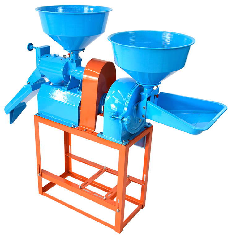 heli 9fc21-6n40 type combined rice mill flour mill machine