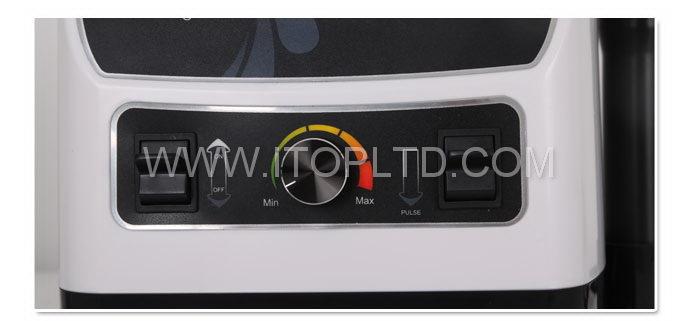 Bd-111-z Sound Proof Cover Electric Blender
