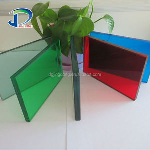 5+0.76+5mm Flat Laminated Safety Glass From China