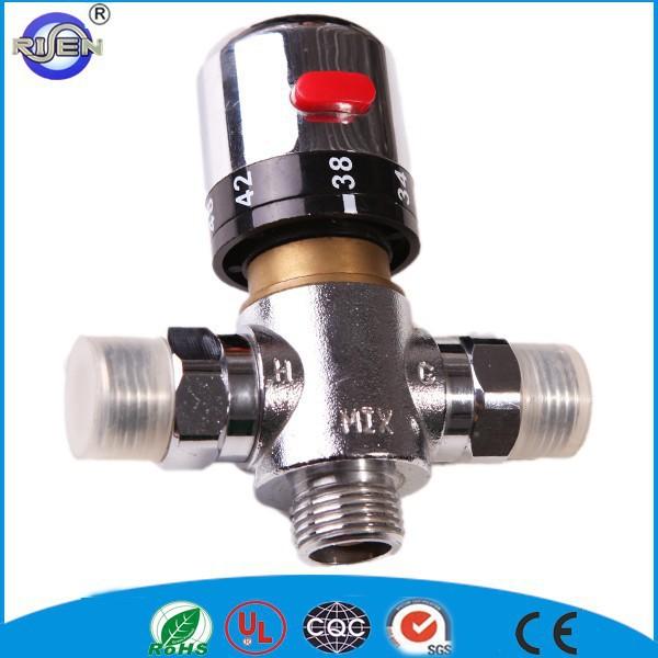 Automatic Brass Temperature Controlled Water Sensor Temperature ...