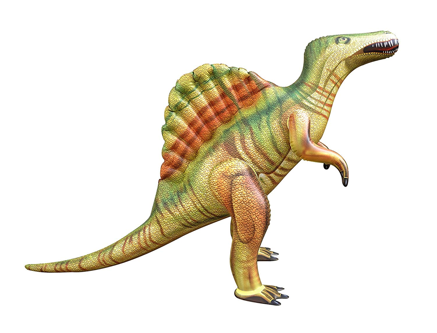 Jet Creations DI-Spino Inflatable Spinosaurus Dinosaur 53 inch- Great for Pool, Party Decoration, Birthday for Kids and Adults
