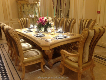 Foshan Table And Chairs Dining Room Luxury And Luxury Dining Room Furniture  - Buy Luxury Dining Table,Luxury Dining Room Furniture,Table And Chairs ...