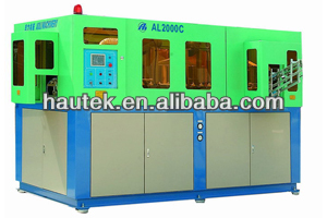 Automatic PET blow machine for carbonated bottle
