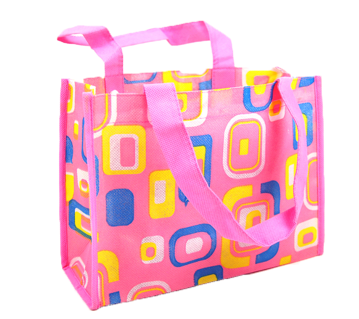 Accept custom design with printing and sizes non woven garment packaging bag