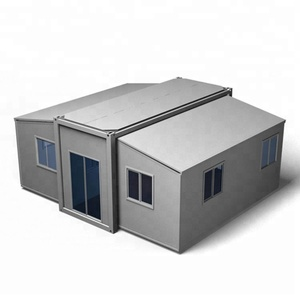 Australia Tiny Sandwich Panel 2 Bedroom Foldable Prefabricated Houses Portable Collapsible Expandable Container Living House