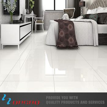60 X Large Shiny White Non Slip Full Glazed Floor Porcelain Tile Super