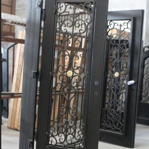 Iron Grill Door Design Catalogue Interior Wrought Iron Doors
