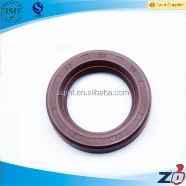 29x47x8mm Nitrile Rubber Rotary Shaft Oil Seal with Garter Spring R23 TC