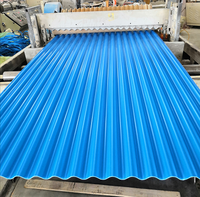 PVC roof sheet better than metal clay ceramic concrete sheet with low price long life span