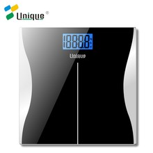 "2017 Amazon top sale High Accuracy best Digital Bathroom Scale with ""Step-On"" tech"