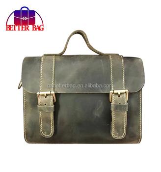 434d868e6180 2018 New Trending Leather Bags Men Genuine Messenger Bag - Buy ...