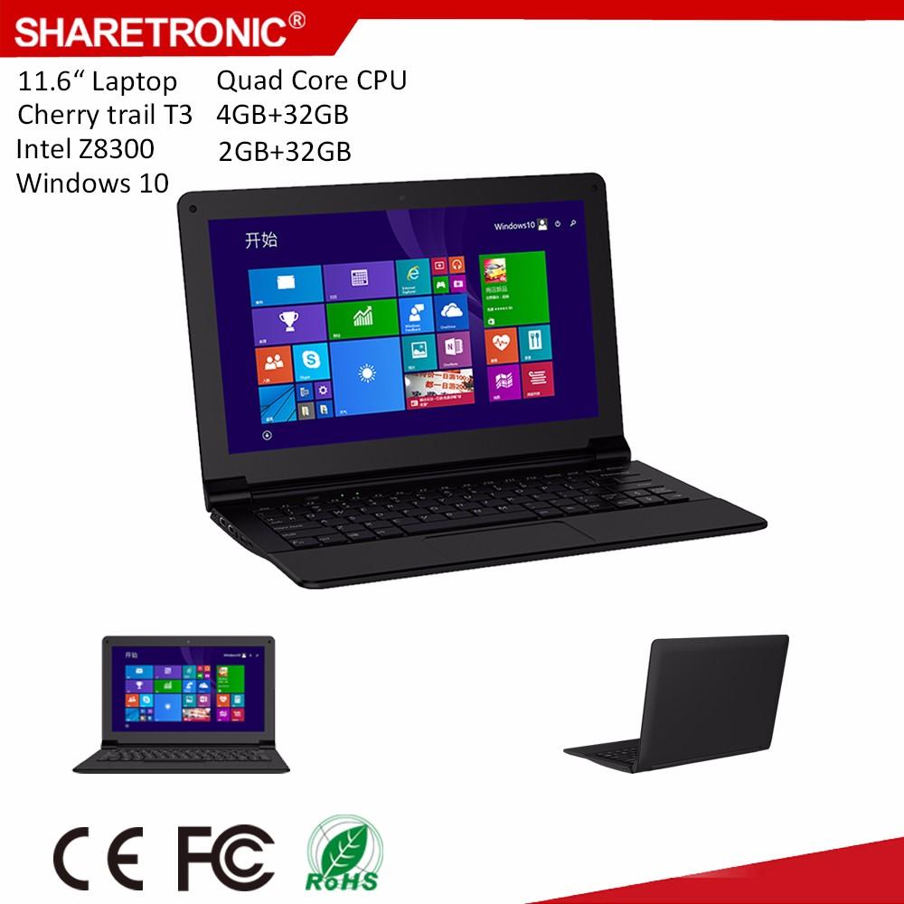 Cheapest 11.6 Inch Intel Cherrytrail Laptop Notebook Pc Super Slim ...