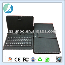 High quality Bluetooth Keyboard Leather Case for iPad Air