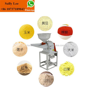 Automatic rice flour milling machine /Chili pepper powder grinding machine