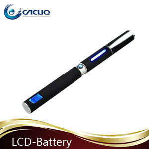 Hottest sale product Ego LCD battery cigarette electronique 2013