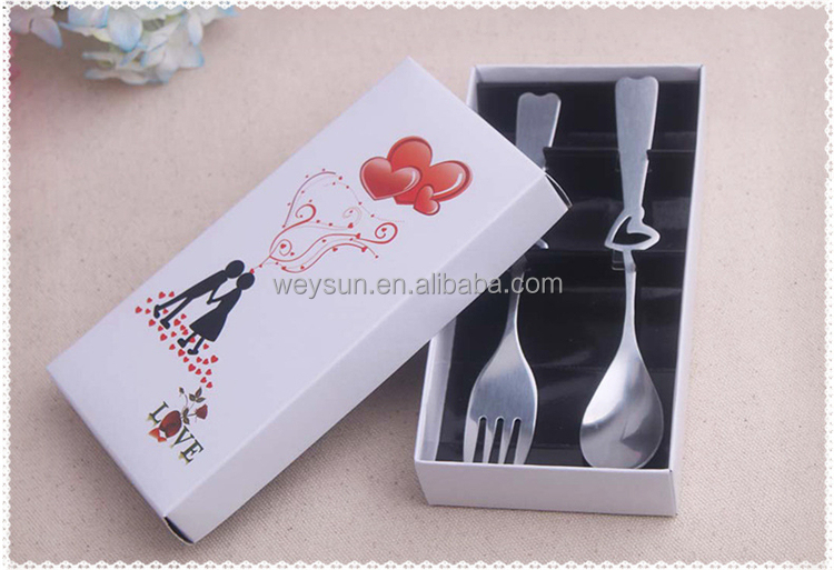 Wedding Gifts Buy Online: Wedding Favors Gifts Spoon And Fork Tableware Set Wedding