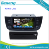 Android 6.0 1 din car dvd player built in gps for Fiat Linea/punto