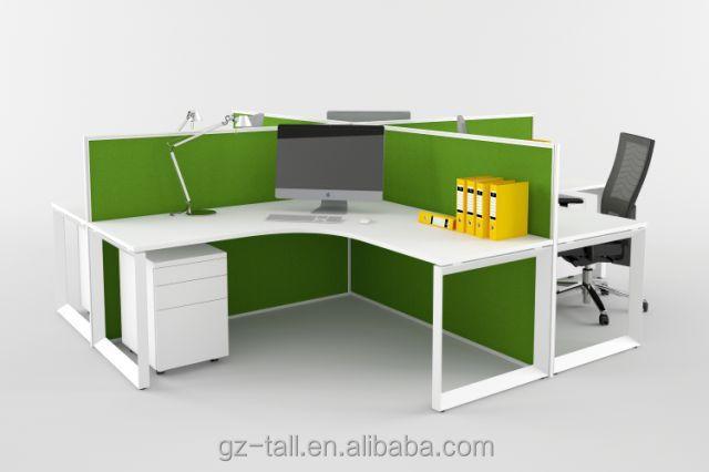 modern office cubicles. hot sale modular 4 people modern office cubicle workstation cubicles