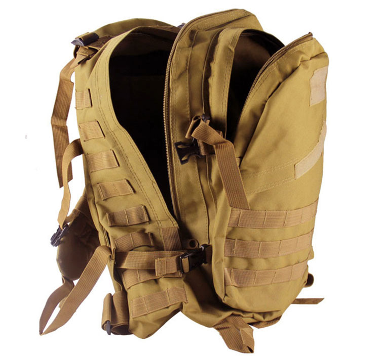 b68d5386c1 Get Quotations · Military Tactical Backpacks Outdoor Molle 3D Unisex Sports Rucksack  Bag For Camping Traveling Hiking Trekking Army