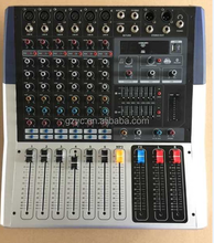 Guangzhou BNK Professional 6/8/12 Channel Audio Console Karaoke Mixer Amplifier