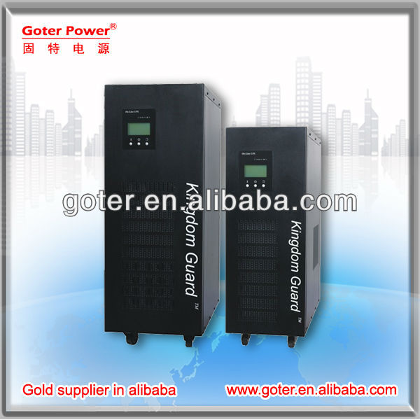 120KVA Online single phase UPS with isolated transformer