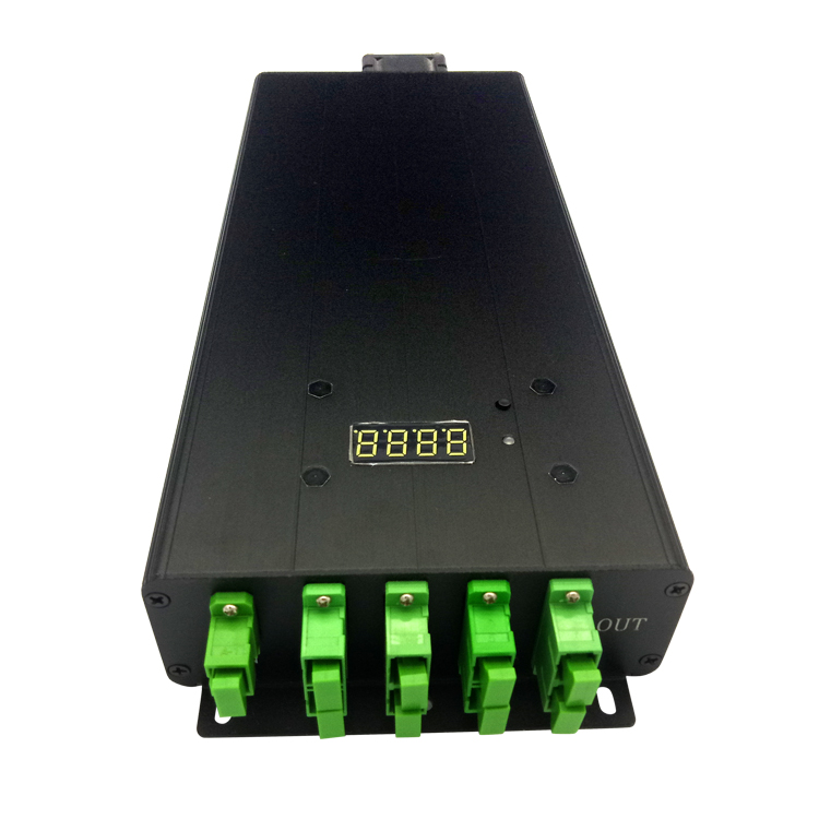 Yatai 1550nm Mini CATV Serat Amplifier EDFA