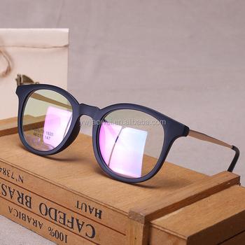 1184cef532d New arrival latest model eyewear TR90 colorful frame round vintage fake  designer reading glasses