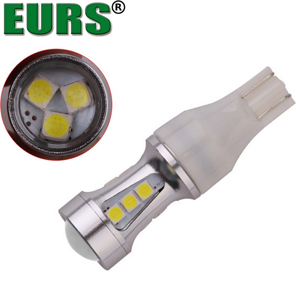 T15 18W Samsung 3030 12V 24V 18W 6000K 8000K 1080LM Universal for all cars with LED trunk tail car decorative light