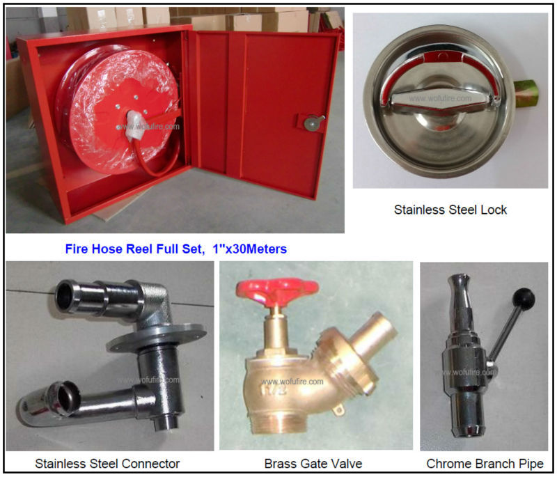 Fire Hose Reel Cabinet, Steel Fire Hose Reel Cabinet, View Fire ...