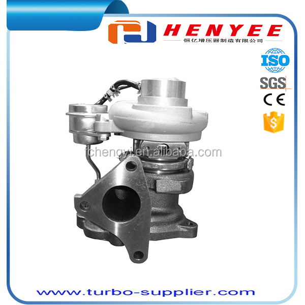 Turbocharger For Su-baru Forester XT TD04 Turbo 49477-04000 OEM 120924014 14411AA710 Turbo For Engine EJ255
