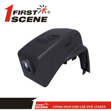 Meilleur dashcam 2016 Firstscene V002 Sony 12 <span class=keywords><strong>Mégapixels</strong></span> WDR dash <span class=keywords><strong>cam</strong></span> avec WIFI pour Volvo XC90